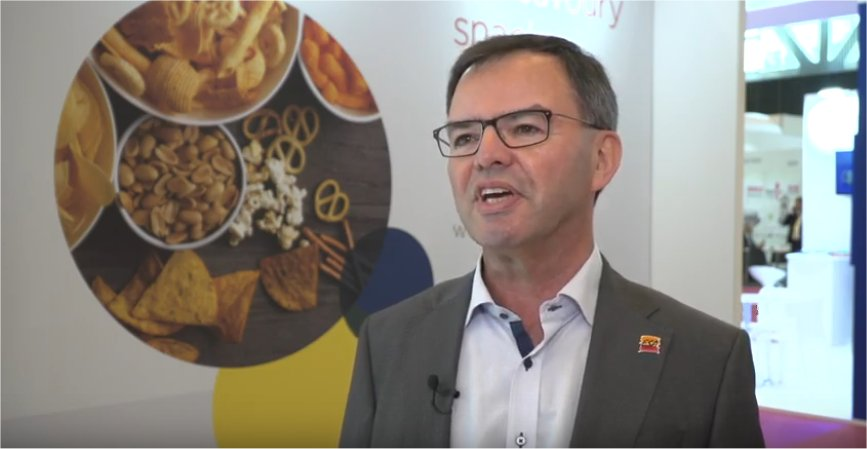 SNACKEX 2019 - Interview with Dr Rolf Nilges, Elected President of ESA