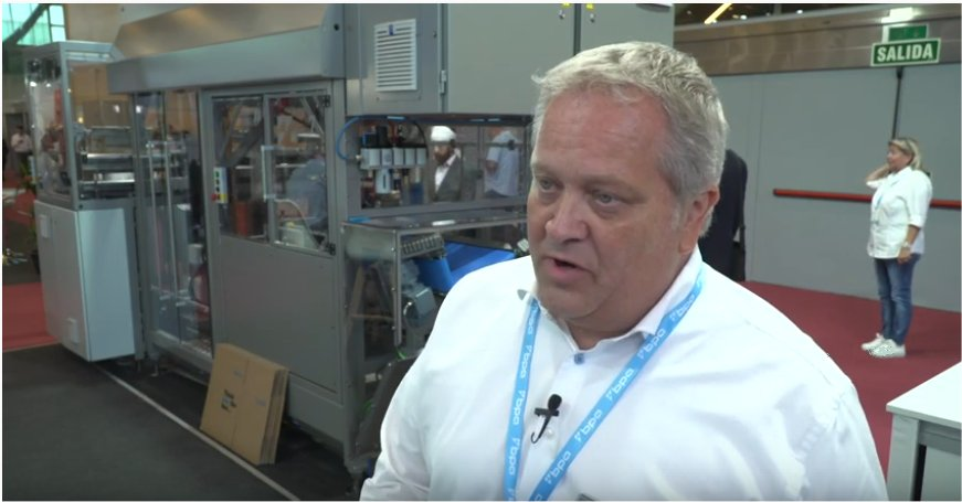 SNACKEX 2019 - Interview with Jos van Oekel, Blueprint Automation